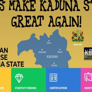 Kaduna Start Up Entrepreneurship Program – KADSTEP