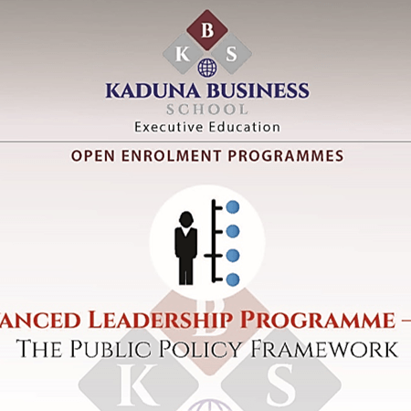 ADVANCED LEADERSHIP PROGRAMME