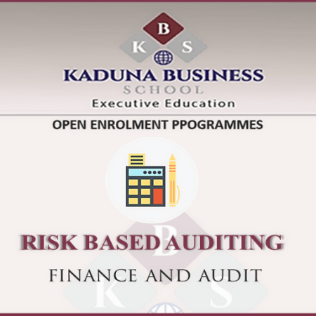 RISK BASED AUDITING